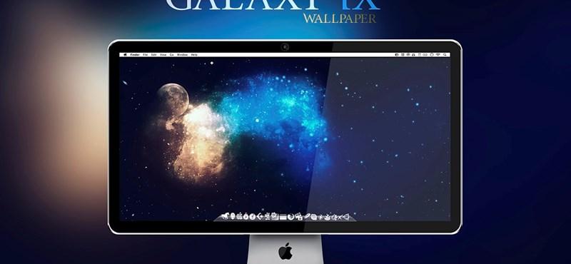 Mai háttérkép: Galaxy IX