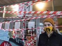 Független alkotóműhelyt hoznak létre az SZFE tiltakozó polgárai