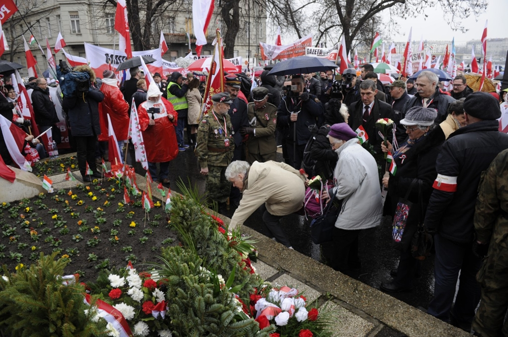 fm.18.03.15. - 2018marcius15. - Békemenet Bem tér lengyel megemlékezés -