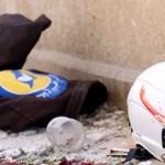 ENSZ-főbiztos: Háborús bűn Aleppó bombázása