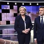 Sértésre sértés volt a válasz a francia elnökjelöltek vitáján