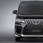 A Lexus újraértelmezi a gigantikus hűtőrács fogalmát