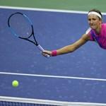 Serena Williamst kellett legyőzni a US Open-döntőért