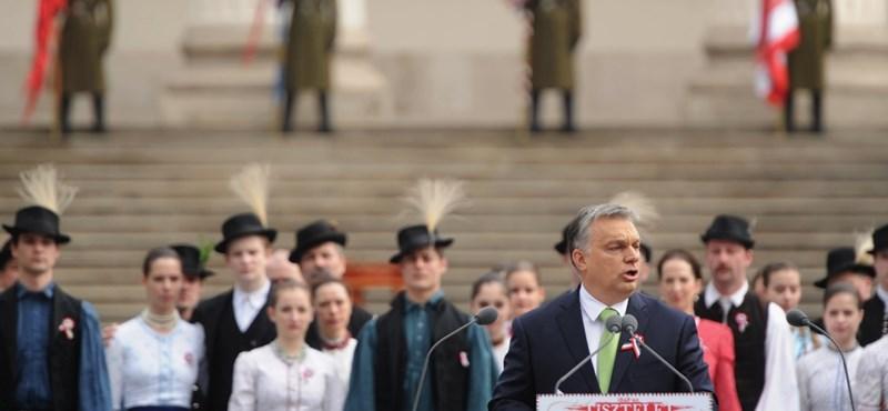 Orbán Viktor legviccesebb bakija megvolt?