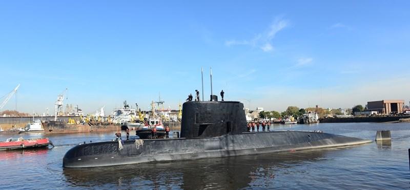 920 méter mélyen megtalálták az egy éve elsüllyedt argentin tengeralattjárót