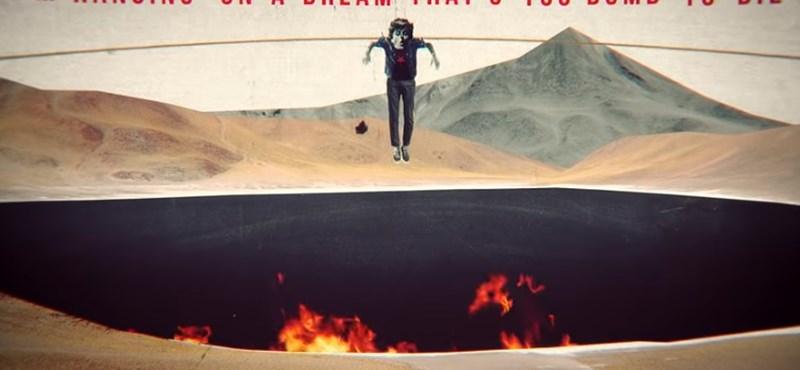 Kijött egy dögös Green Day-klip