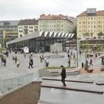 A BKK szerint nem volt túlszámlázás a Széll Kálmán tér felújításánál