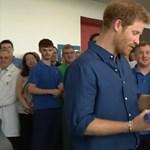 Harry herceg szó szerint édes lett: a Haribo gumicukrot készített neki