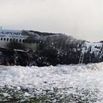 Megnevezték a moszkvai légikatasztrófa lehetséges okait