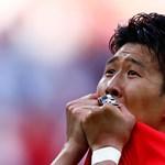 Ha megnyeri a szombati meccset, elkerüli a sorkatonaságot Dél-Korea legjobbja