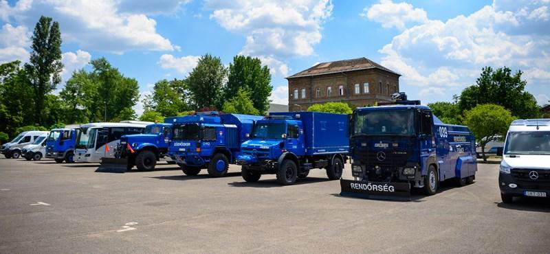 3200 magyar rendőr készül az Európa-bajnokságra