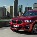 Gyors csere: máris itt a vadonatúj BMW X4