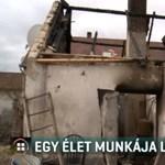 Kazánrobbanás: odaveszett egy élet munkája Egyházashetyén