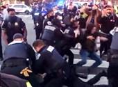 Az amerikai fővárosban már elkezdődtek a zavargások