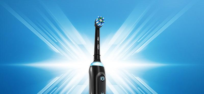 Mintha a kezünkben lenne a fogorvos, olyan lehet az Oral-B új fogkeféje