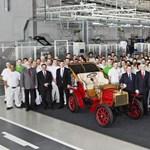 Elkészült a Skoda történetének tizenötmilliomodik autója