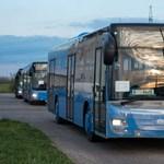 Megverte a buszsofőrt egy férfi Solymáron