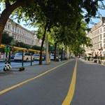 Budapesten a fideszesek gyakrabban kerékpároznak, mint az ellenzékiek