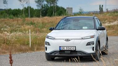 Hyundai Kona Electric menetpróba: a legjobbkor jött