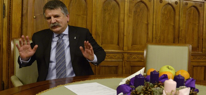 Kövér László haragja fordíthatta meg Orbánt