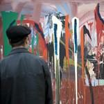 Elképesztő összegért, 7,6 milliárd(!) forintért találhat új vevőt egy falfestmény