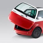 Megvan a világ legcukibb elektromos autója