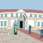 Magyar hagyomány, hogy az államfői poszton aláírásukért tartott bábfigurák vannak
