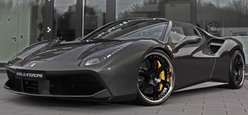 Az év meglepetése: jönnek az elektromos Ferrarik