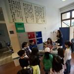 Képek: így néz ki egy japán iskola Budapesten