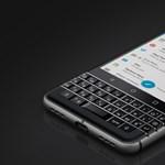 Erre nem sokan számítottak: tarol az új BlackBerry-telefon