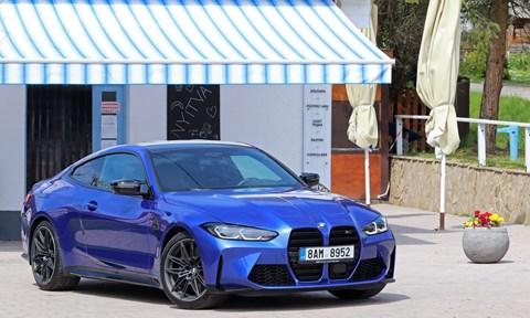 BMW M4 Competition galéria