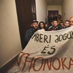Aktivisták akadályoznának meg egy újabb kilakoltatást