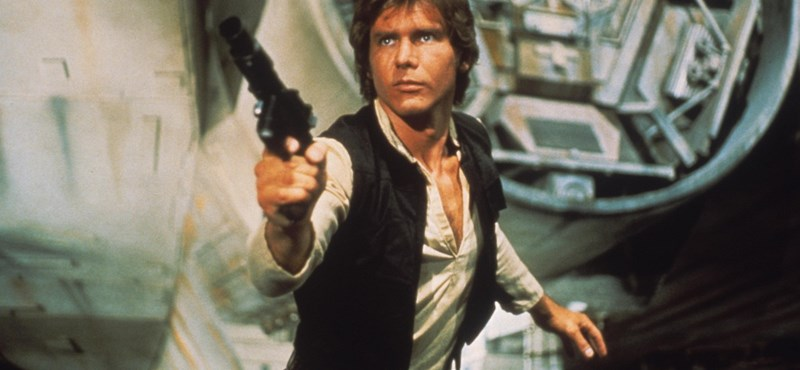 Most megveheti Han Solo pisztolyát