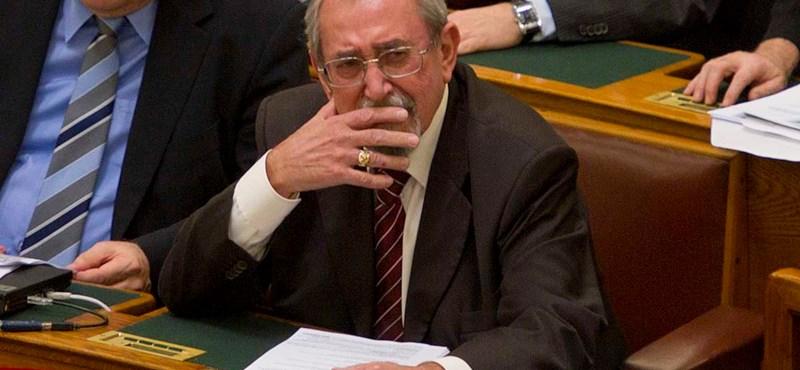 Rubovszky méltatlan viccelődéssel találkozott a frakcióülésen