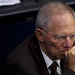 Schäuble: urai vagyunk a helyzetnek!