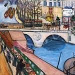 170 millóért vettek meg egy 110 évig lappangó magyar festményt