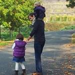 Gyerekeiről posztolt fotót Bajnai, most először