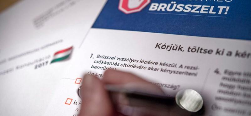 Állítsuk meg Brüsszelt? Itt van Brüsszel válasza a konzultációs kérdésekre