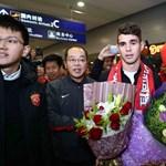 A Chelsea-ben mellőzött játékost lepte meg a legjobban kínai fogadtatása