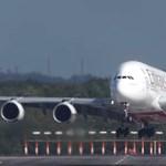 Nem szállít utasokat az Emirates