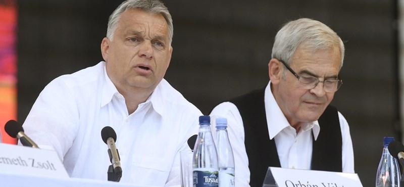 """""""Orbán maga is küzd a saját rendszerének definiálásával"""""""