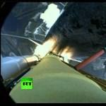 Videó az Atlantis űrrepülőgép elindulásáról