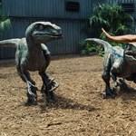 Itt az első plakát a Jurassic World 2-höz