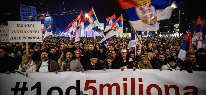 Ismét az Interpol-tagság miatt feszült egymásnak Szerbia és Koszovó