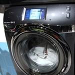 Wifin keresztül is kezelhetjük a Samsung hi-tech mosógépét (videó)