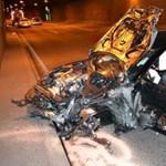Nissan GT-R-rel vagánykodott, halálos baleset lett a vége - fotók