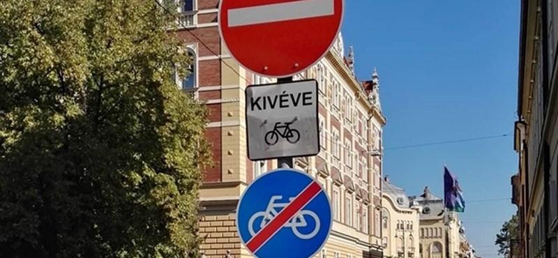 Közlekedési alapvizsgát kell tenniük a gyerekeknek idén tavasszal