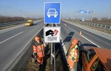 A Magyar Közút is beszállt az új netes kihívásba, az eredmény büntet
