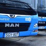 BKK-buszok kerültek a rendőrség célkeresztjébe - videó