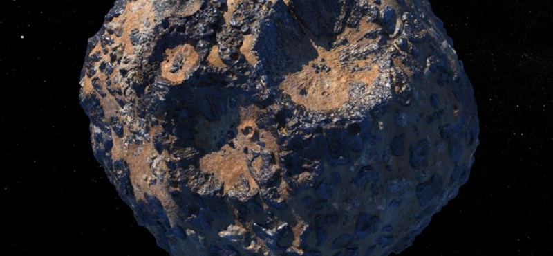 NASA is planning a mission on an asteroid that could make all the inhabitants of Earth peak